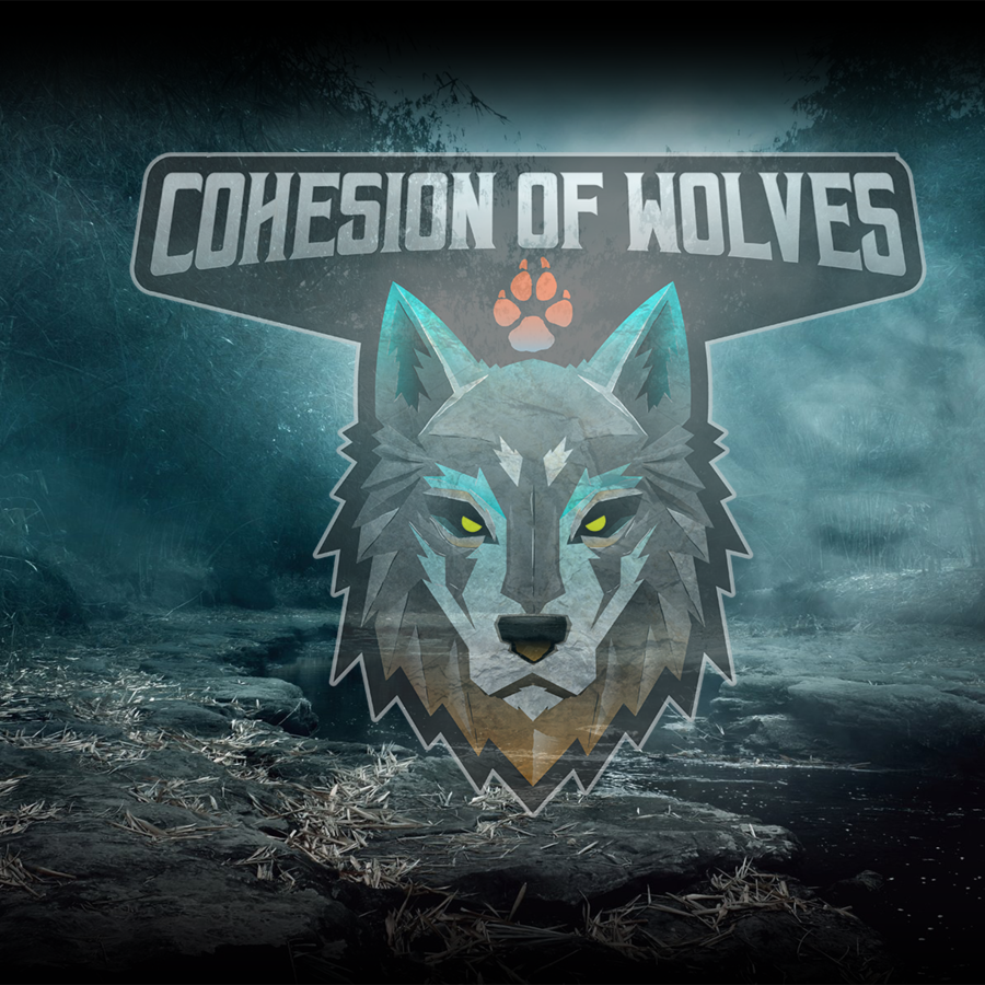 Cohesion of WOlves
